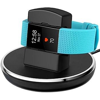 Amazon.com: Cablor Fitbit Charge 2 Charger, 2 PCS ...