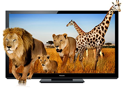 Panasonic VIERA TC-P50GT30 50-Inch 1080p 3D Plasma HDTV