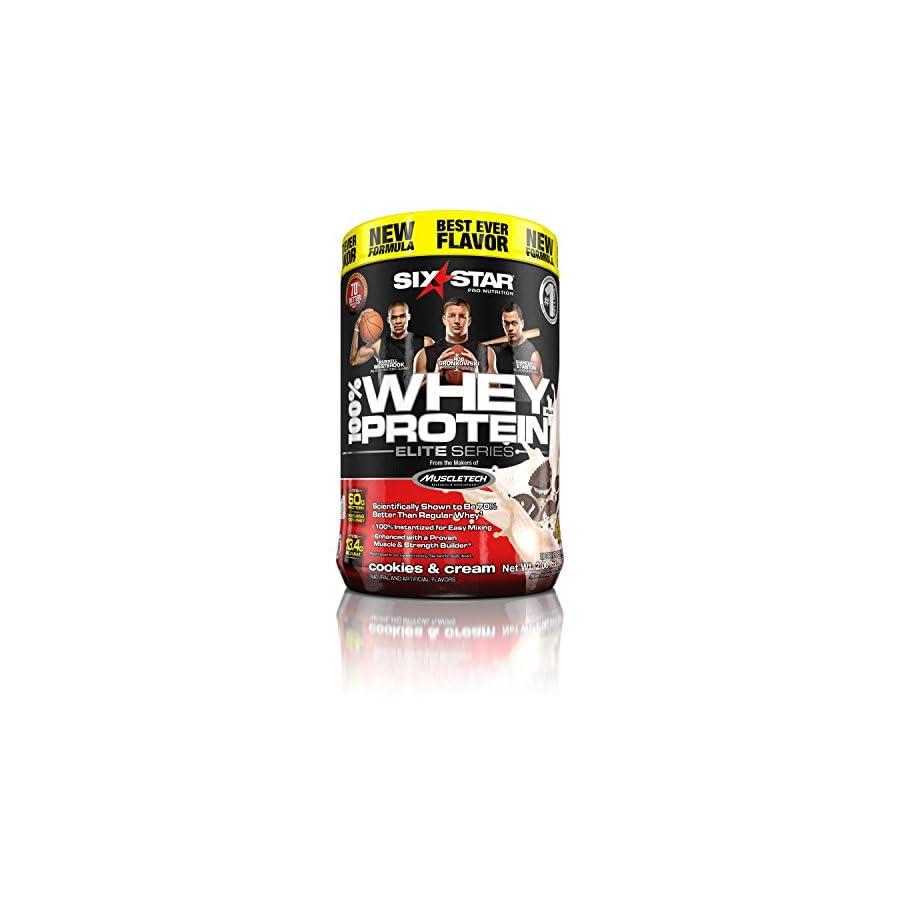 Six Star Elite Series Whey Protein Plus