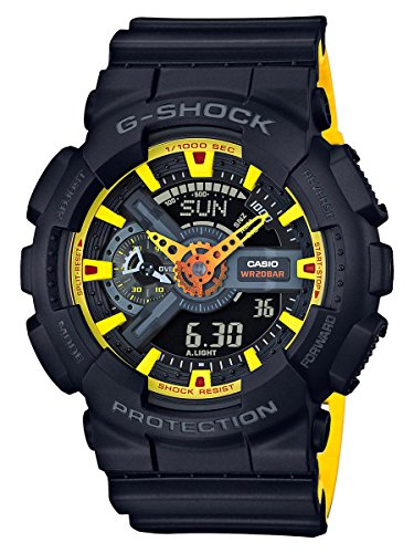 Used, Casio G-Shock GA110BY-1A for sale  Delivered anywhere in USA