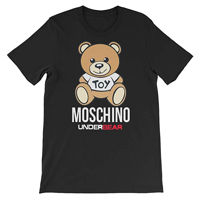 ab97de0ec Moschino UnderBEAR Unisex T-Shirt at Amazon Men's Clothing store: