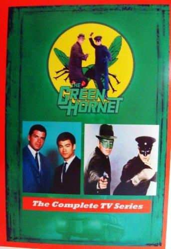 Green Hornet 1966-67 Complete TV Series 26 Shows 9 Disc DVD-R [DVD] - Tv Dvd Green Hornet The