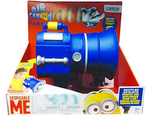 Tech4Kids Despicable Me Fart Gun Toy -