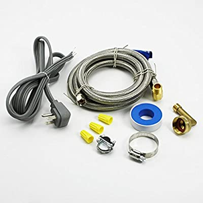 Universal Dishwasher Installation Kit 6572 For GE Frigidaire Whirlpool Maytag LG