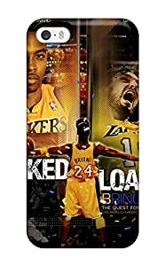 los angeles lakers nba basketball (48) NBA Sports & Colleges colorful iPhone 5/5s cases