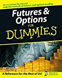 img - for Futures & Options For Dummies by Joe Duarte (2006-04-10) book / textbook / text book