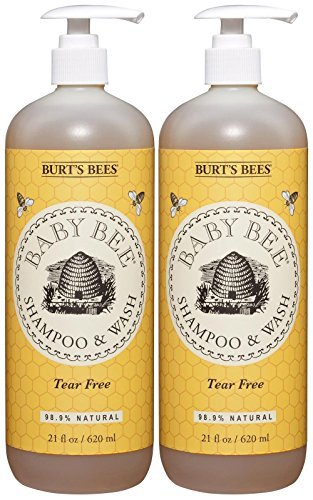 Burt's Bees Baby Bee Shampoo and Body Wash - 21 oz - 2 pack by Burt's Bees Baby