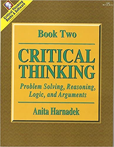 critical thinking by anita harnadek