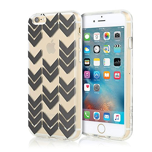 Incipio Design Isla for iPhone 6/6S iPhone 6S Case, Incipio Isla Design Series Case [Scratch Resistant] Cover fits Both Apple iPhone 6, iPhone 6S  Black