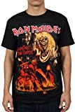 Authentic IRON MAIDEN 666 Number of The Beast Eddie T-Shirt M NEW