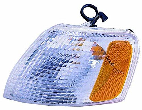 Depo 341-1503L-AF-CY Parking/Signal Lamp Assembly (Volkswagen Passat 98-01 White Gls/Gls 4 Motion/Glx/Glx 4 Motion/Tdi Model Driver Side Nsf)