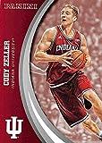 Cody Zeller basketball card (Indiana Hoosiers) 2016 Panini Team Collection #22