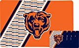 NFL Chicago Bears Placemat & Coaster Set