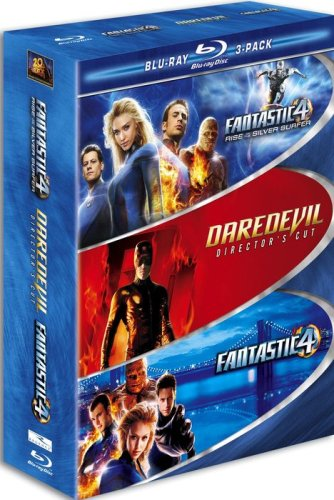 Marvel 3 Pack Blu-Ray [USA] [Blu-ray]: Amazon.es: Marvel 3pak ...
