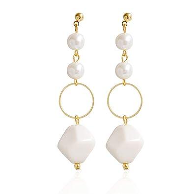 ZRDMN pendientes colgantes joyas colgantes para mujeres Moda ...