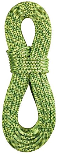 Double Dry Rope - Bluewater Lightning Pro 9.7mm Dynamic Climbing Rope - Double Dry - Sprout - 60m