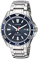 Citizen Watches Mens BN0191-55L Eco-Drive
