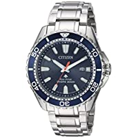 Deals on CITIZEN Promaster Diver 200 Meters Eco-Drive Steel Mens Watch