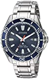 Citizen Men's Eco Drive  Quartz Stainless Steel Diving Watch (Small Image)