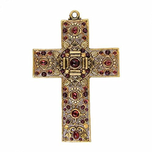 Michal Golan Garnet Royal Wall Cross