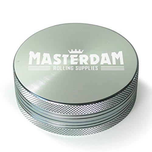 Masterdam Grinders 2 Piece Anodized Aluminum product image