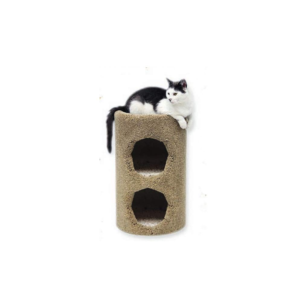 Beatrise Pet Products Two Story Cat Condo