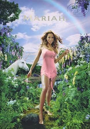 Mariah Carey 2000 Rainbow Tour Concert Program Programme
