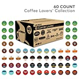 Keurig Coffee Lovers' Collection, Single Serve Coffee K-Cup Pod, Variety, 60