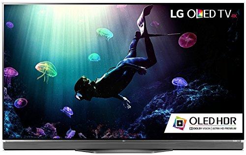 LG Electronics OLED65E6P Flat 65-Inch 4K Ultra HD Smart OLED TV (2016...