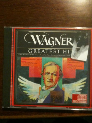 Wagner: Greatest Hits (Wagner Greatest Hits compare prices)