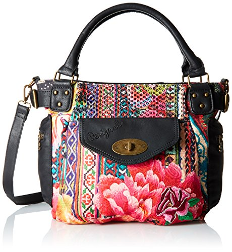 Desigual Bag Mcbee Casilda - Red Shades - One Size