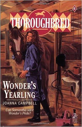 Thoroughbred #06 Wonders Yearling
