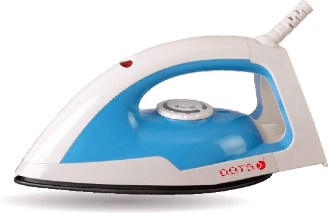 دوتس مكواة جافة 1200 watt ,ازرق - NID-635