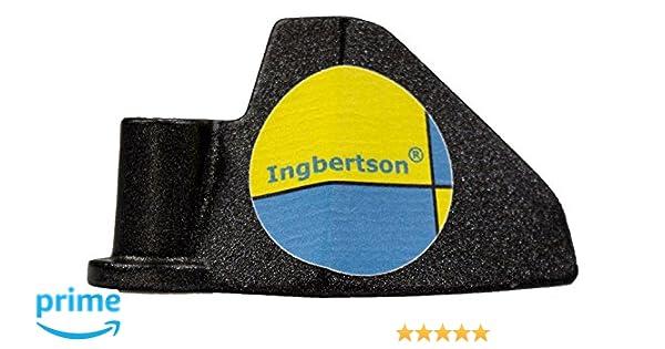 ingb ertson® Ganchos para amasar compatible para Unold baugleich ...