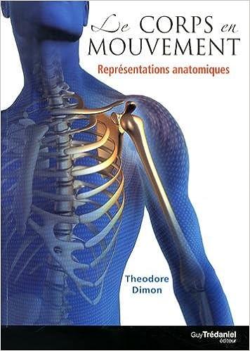 Lire Représentations anatomiques du corps en mouvement pdf epub