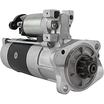 DB Electrical SMT0365 Starter For Caterpillar Excavators 311B 320B 3066 Engine /E200B EL200B Mitsubishi S6K-T Engine /M8T60871, M8T60872, M8T60873 /125-2988, 1R7370, 272-4774: Automotive