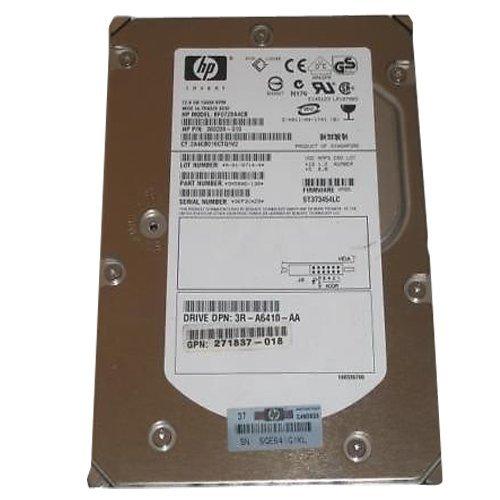 Hp-Compaq 72.8Gb 15000Rpm 3.5 Ultra-320 Scsi Hard -
