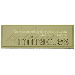 product image for Danielson Designs Miracles Mini Sign