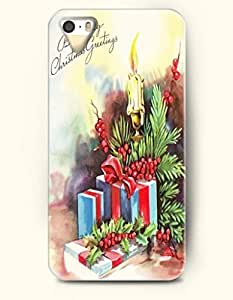 Chirstmas Greetings - OOFIT iPhone 4 4s Case