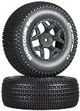Duratrax Shotgun SC Tire C2 Mounted Losi Ten SCTE 4x4 (2-Piece)