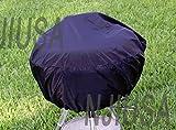 BBQ Grill Cover w/ drawstring fits Weber Jumbo Joe Gold 18