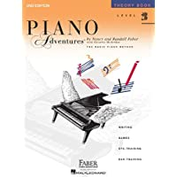 Level 2B - Theory Book: Piano Adventures