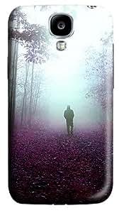 Mystery Walks Custom Samsung Galaxy S4 I9500 Case Cover ¨C Polycarbonate