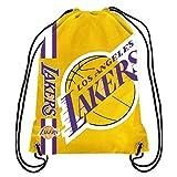 Los Angeles Lakers NBA Big Logo Drawstring Backpack