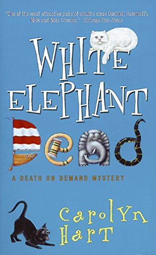 White Elephant Death Demand Mysteries product image