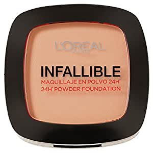 L'Oréal Paris Color Riche Infalibile Polvo Fundente Matificante, Tono: 160