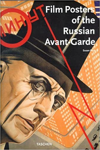 English Hardcover Book F Film Posters of the Russian Avant-Garde by Susan Pack