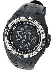 [LAD WEATHER] Snorkeling 100 Meters Waterproof Depth Measurement water temperature Countdown Timer Men's Watch