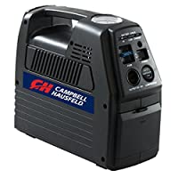 Inflador portátil de 12 voltios, recargable, compresor de aire para inflado de neumáticos, 230 PSI (Campbell Hausfeld CC2300)