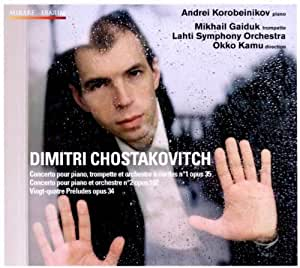 Concertos Pour Piano N°1 & 2. Prelude Op. 34